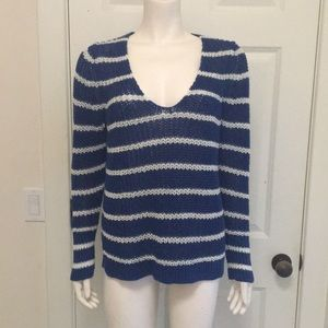 Banana Republic Linen Sweater, Size Large, NWOT!